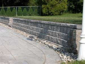 bch landscaping steps retaining walls