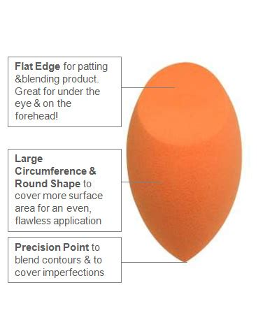 Promo Real Techniques Miracle Complexion Sponge real techniques miracle complexion sponge free uk delivery brand new ebay