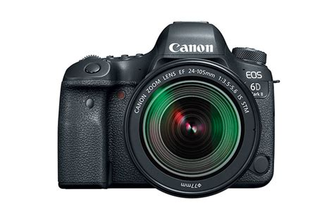Canon Eos 6d Dslr Kit 24 105mm F35 56 Is Stm Built In Wifi And Gps canon eos 6d mkii kit 24 105mm f 3 5 5 6 stm p entrega r 9 700 00 em mercado livre