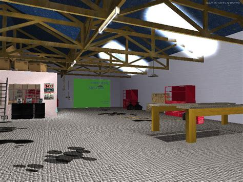 San Andreas Mod Garage by Gta San Andreas Better Doherty Garage With Interior Mod