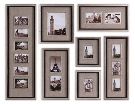 Decorating Ideas For Picture Frames Decorating The House With Photo Frames In Decors