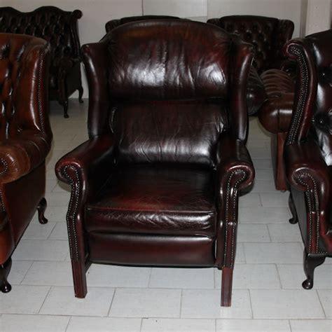 poltrona chester prezzo poltrona chester recliner