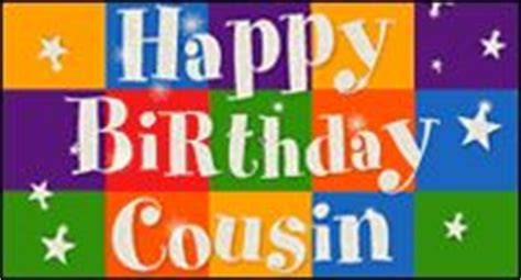 Happy Birthday Cousin Clipart birthday on happy birthday birthday wishes