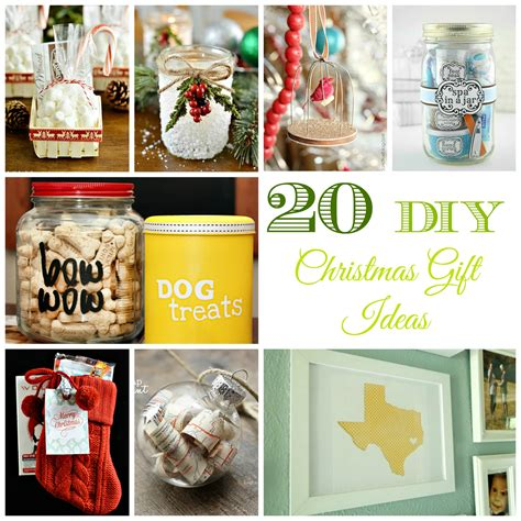 Handmade Craft Gift Ideas - 7 best photos of diy gifts for adults diy