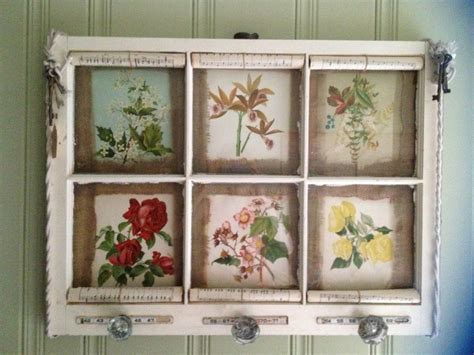 etsy vintage home decor vintage window wall decor by theboozybeacon on etsy
