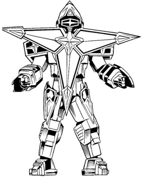 power rangers zeo coloring pages robot power rangers zeo a strong coloring page adult