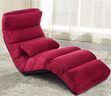 chair bed pillow sofa couch beds lounge chair w pillow