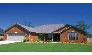 Craftsman Style Ranch House Plans by Brick Home Ranch Style House Plans Ranch Style Homes