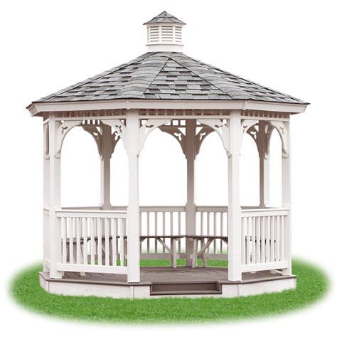 gazebo structure gazebos pergolas pavilions pine creek structures