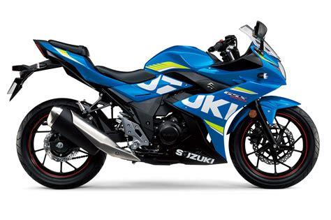 suzuki motorcycle 2018 suzuki gsx250r review