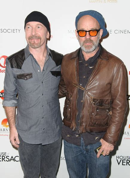 michael stipe house michael stipe photos house of versace screening in nyc