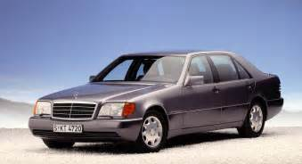 Mercedes W 140 The History Of Mercedes S Class W140 W140 Information