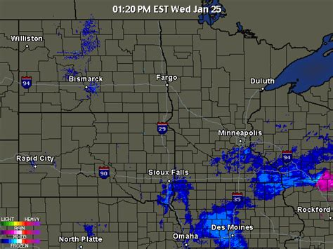 minneapolis minnesota weather forecast and radar