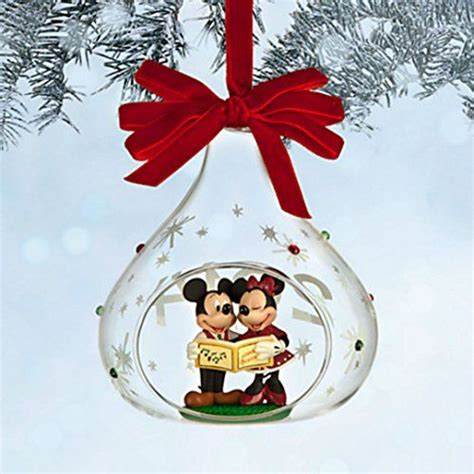 2014 disney mickey and minnie mouse glass sketchbook