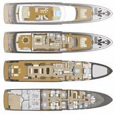 Turkey 147 Ori Mega deck plans specifications and equipment cruise the caribbean and mediterranean on
