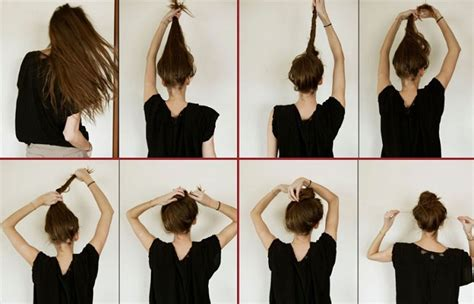 how do you do a messy bun how to do a messy bun step by step style arena