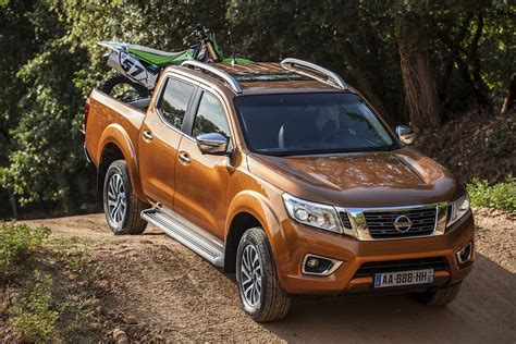 nissan navara 2016 nissan navara np300 unveiled before frankfurt with 2