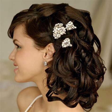hairstyle  shoulder length hair  wedding frisuren