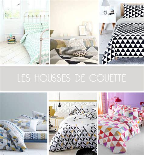 Housse De Couette Stylé by Housse De Couette Style Scandinave Le Monde De L 233 A