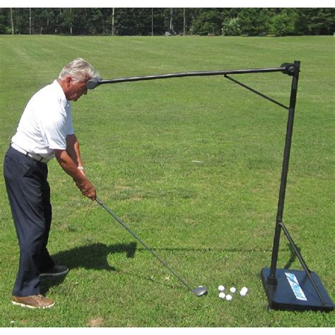 practice golf swing pro head 2 golf swing trainer at intheholegolf com
