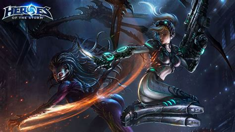 of the heroes of the storm desktop wallpaper 61876 1920x1080 px