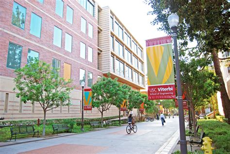 Mba Ranking Usc by Viterbi Drops Three Places In Graduate School Rankings