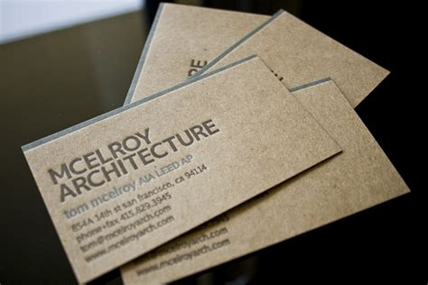 architecture business cards 35 architect business card designs for inspiration