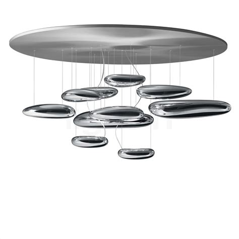 mercury soffitto artemide mercury soffitto plafonnier en vente sur light11 fr
