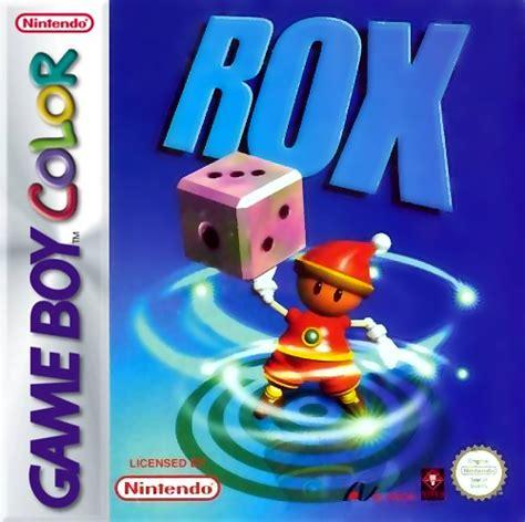 Play Rox Nintendo Game Boy Color online   Play retro games
