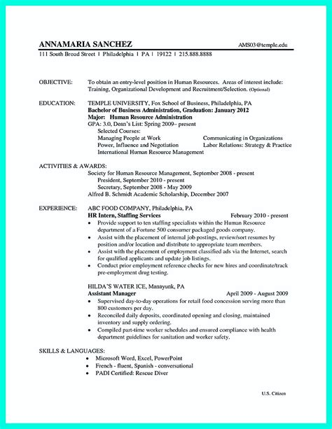 Resume Work Objective by Construction Worker Resume Exle To Get You Noticed