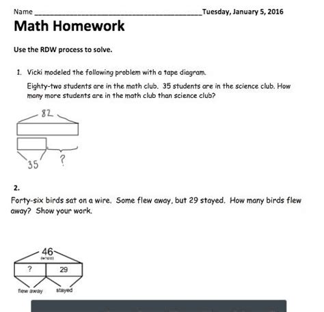 diagram to solve subtraction 17 best images about grade 2 eureka math on coins and grade 2