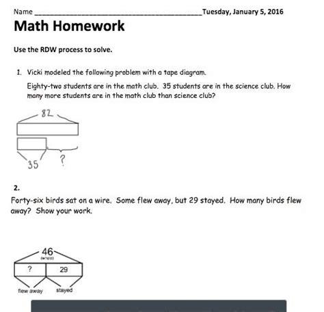 diagram eureka math g2 m4 l16 alternative homework with additional diagram scaffolds grade 2 eureka math