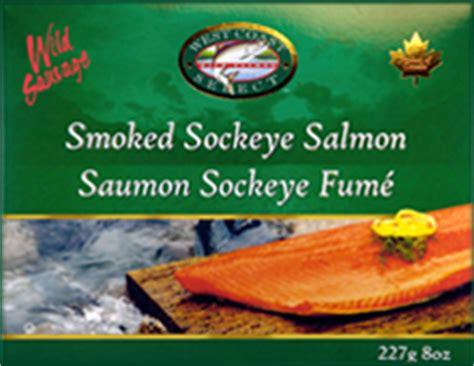 Shelf Of Fresh Salmon by Shelf Stable Smoked Salmon Wildcanadasalmon