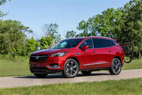 Buick Enclave 2020 by The 2020 Buick Enclave Is Coming This Summer And It S