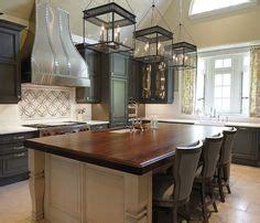 heritage wood island in black walnut modern kitchen distressed black walnut heritage wood by artisan stone