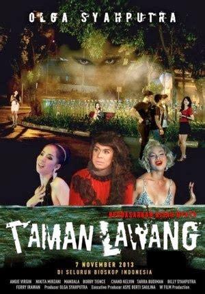 kumpulan film horor komedi foto pemain pemeran film olga syahputra hantu taman