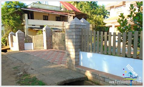 Compound Gate Designs In Keralareal Estate Kerala Free New Home Design Trends In Kerala