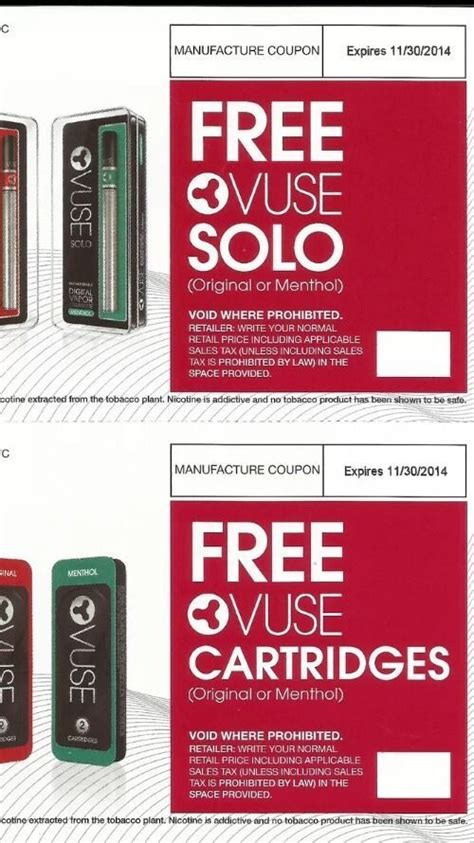 Vuse Coupons Printable 1000 images about vuse on utah auction and