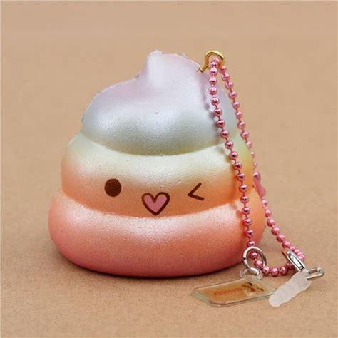 Easter Punimaru Squishy scented rainbow mini poo squishy by puni maru puni