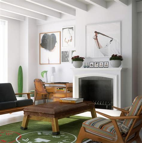 Feel Living Room by 10 Ways To Get A Vintage Industrial Living Room Design