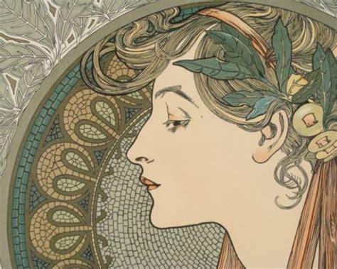 art nouveau home decor art nouveau home decor print by alphonse mucha