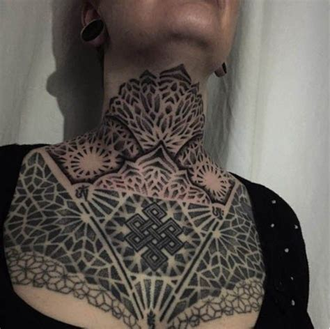 tattoo around neck chest 1000 images about neck tattoos on pinterest back neck