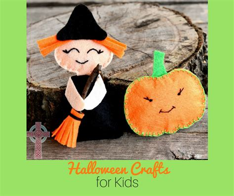 hallowen crafts for crafts for