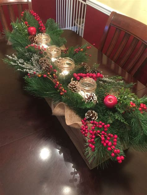 wooden table decorations best 25 wooden box centerpiece ideas on diy