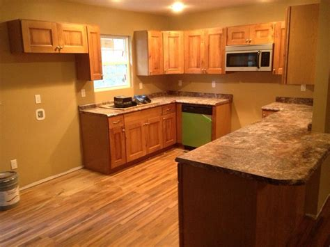 knotty oak kitchen cabinets with antique mascrello