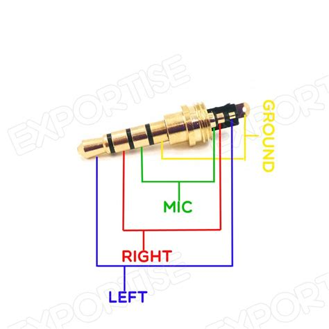 earphone wiring wiring diagram with description