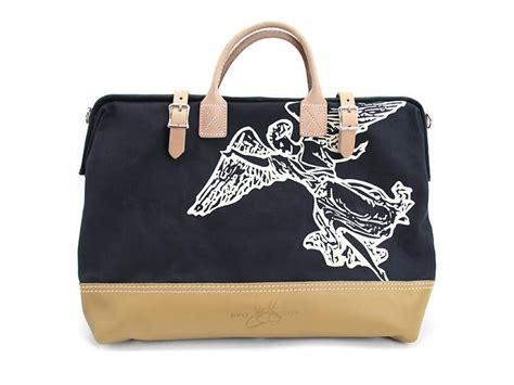 Modvog Retro Bag From Fluevog by Fluevog Shoes Shop Bag Navy