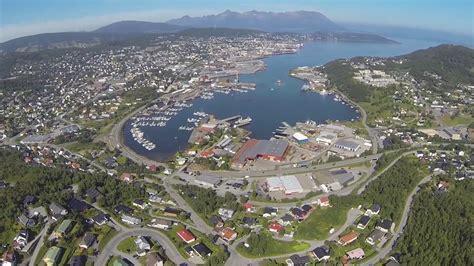 Home And Design News by Flytur Over Harstad Flyfoto Bilder Og Film