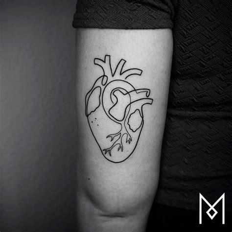 german minimalist tattoo minimalist single line tattoos by iranian german artist