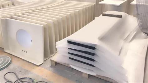 bathroom countertops with built in sinkscommercial